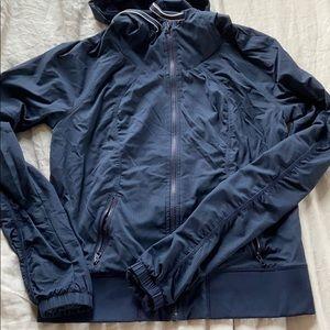 Navy Lululemon Jacket